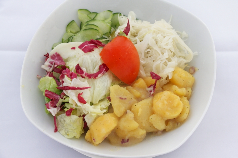 Großer gemischter Salat M