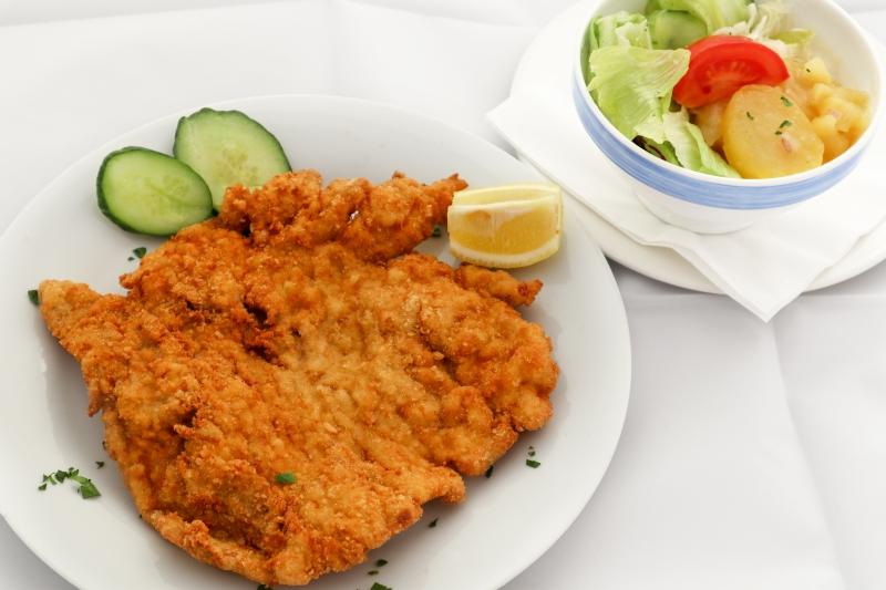 Wiener Schnitzel (Schwein) ACG